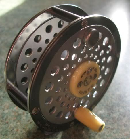 Details about  /Vintage Val-Craft Valentine 350 Fly Rod Reel Spare Spool Saltwater Fishing
